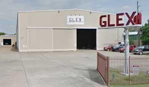 Glex Front View